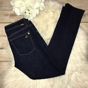 DL1961 Angel Mid-Rise Skinny Ankle Denim Jeans